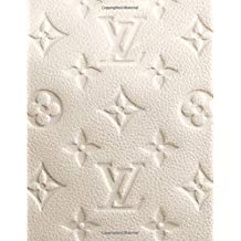 Louis Vuitton - Posh Off White Notebook: Cornell Notes Style Note-Taking Notebook