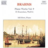 Brahms: 51 Exercises, Woo 6