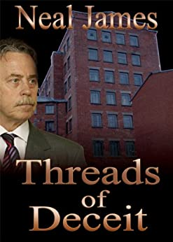 Threads of Deceit by [James, Neal ]