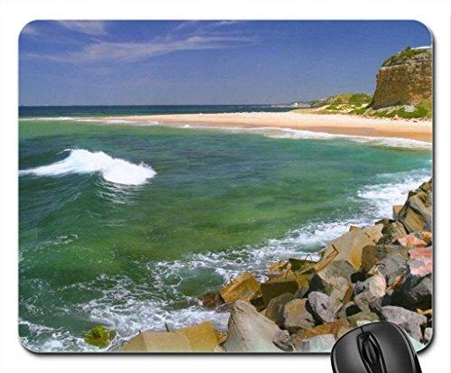 nobby-s-head-phare-dans-les-nouvelle-galles-du-sud-australie-mouse-pad-souris-ligh-thouses-mouse-pad