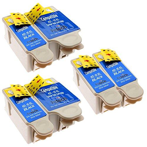 kodak-10b-10c-6-compatible-printer-ink-cartridges-2-sets-2-extra-black-for-kodak-easyshare-esp3-esp5