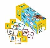 Langenscheidt Memo-Spiel 'Wie heißt das?' - Memo-Spiel in Box mit 200 Karten und Spielanleitung: Spielerisch Deutsch lernen