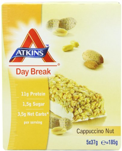 Atkins-37g-Day-Break-Cappuccino-Nut-Bars-8-x-Boxes-of-5-40-Bars