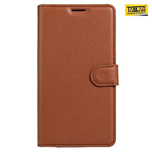 Taslar(TM) Flip case cover for Coolpad Cool 1, Leather Wallet Magnetic Clip...