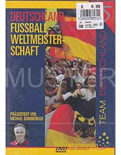 Team Deutschland - Deutschland und die Fussball-Weltmeisterschaft 5 Fußball-Fach-Zeitschrift-Magazin