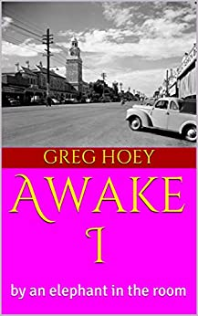 Awake I: by an elephant in the room (English Edition) par [Hoey, Greg]