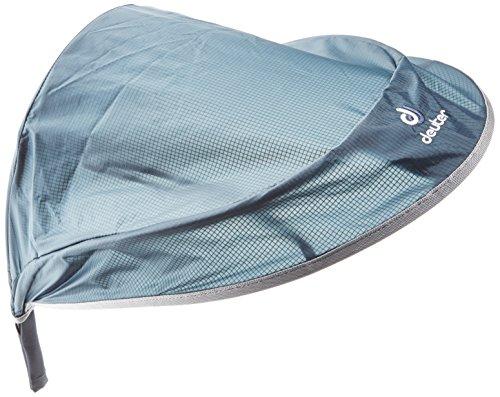 Deuter - Tettuccio apribile e copertura antipioggia per zaino portabebè