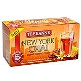 Teekanne NEW YORK CHAI Sweet Honey Lemon 1er Pack