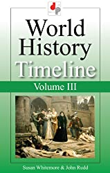 World History Timeline - Volume III - From the death of de Molay to the St. Bartholomew's Day Massacre (English Edition)