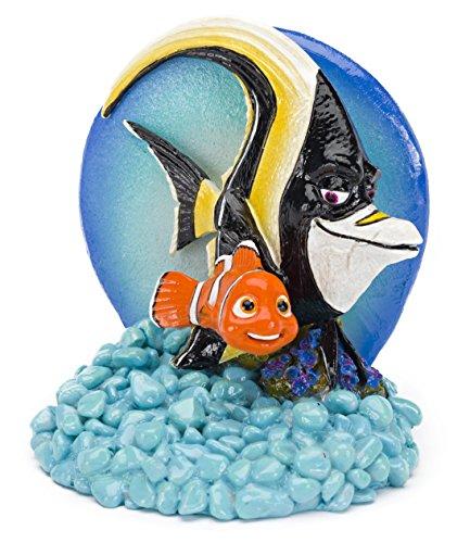 Penn-Plax Le Monde de Nemo Nemo & Gil Objet d'Ornement pour Aquariophilie 7,6 cm