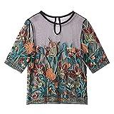 e75a7ca9079d Maglia Maglietta Donna Manica Corte estive Ragazza t Shirt Donna Divertenti  Vintage Tumblr Magliette Donna Maniche