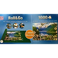 Puzzle Mates - Puzzle Roll. Tapete para enrollar puzzles