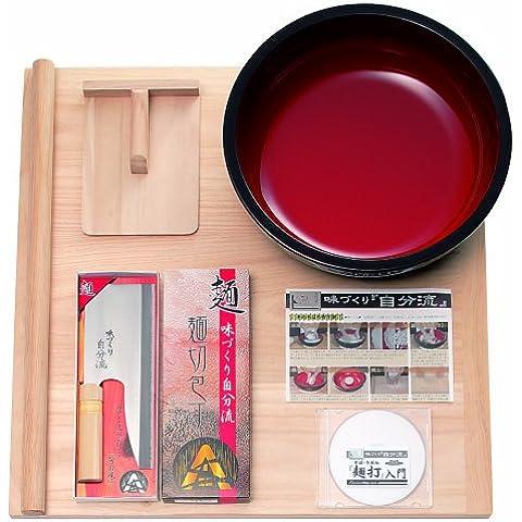Tagliatelle domestici YutakaMinoru hitting set A soba, udon colpire DVD introduttivo, A-1230 (Giappone import / Il pacchetto e il manuale sono scritte in giapponese)