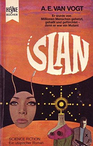 Heyne Bücher Nr. 3094 Slan Ein utopischer Roman