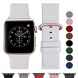 Fullmosa Apple Watch Bracelet 42mm   38mm, iwatch Band Bracelet de Montre  en Cuir f60287e959a