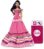 Barbie Dolls of the World W3374 Mexico Doll - Pink Label Collection