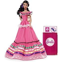 Barbie - Muñecas del Mundo: México (Mattel W3374)
