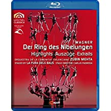 Wagner: Der Ring des Nibelung - Auszüge 130 min.