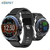 Nouveau Kospet Optimus Pro 4G Smartwatch Montre connectée 800mAh Batterie 8.0MP...