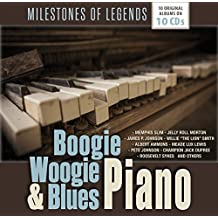 BOOGIE WOOGIE & BLUES PIANO Milestones of legends: 10 Original Albums