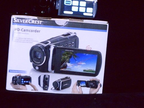 Unbekannt SilverCrest Full-HD CAMCORDER