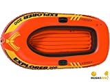 Jilani Intex Boat Two Man Blow up Raft Exploere 200 Inflatable Boat