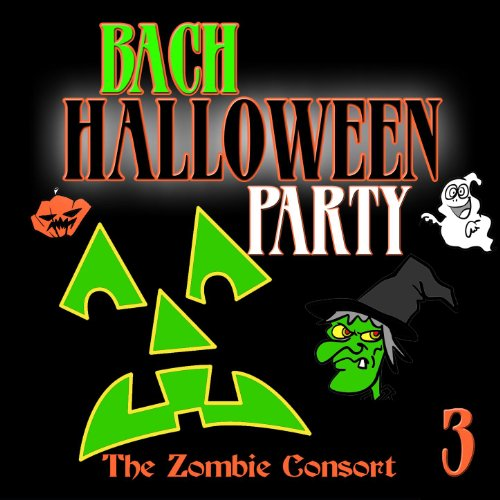 Bach's Halloween Party 3