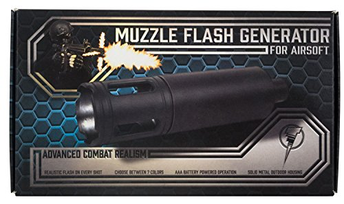 Blasterparts Muzzle Flash Generator for Airsoft (Generator-schalter)