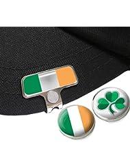 Irland Elite hat oder Gap Clip mit 2Irish Golf Ball Marker