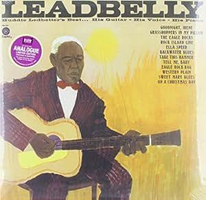 Huddie Ledbetter's Best...His [Vinyl LP]