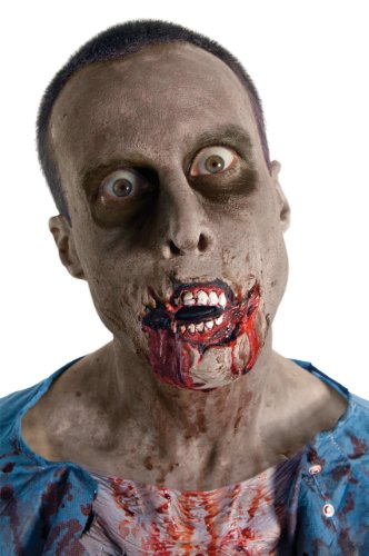 Preisvergleich Produktbild The Walking Dead Grim Grin Latex Prosthetic Costume Makeup