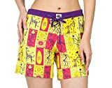 Nuteez Cotton Printed Women's Shorts