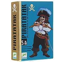 Djeco-DJ05113-Pirataka-Karten-Mehrfarbig-36-Bunt Djeco DJ05113 Pirataka-Karten, Mehrfarbig (36), Bunt -