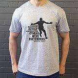 Photo de T34 Paul Scholes Pretenders Quote Women's T-Shirt par T34