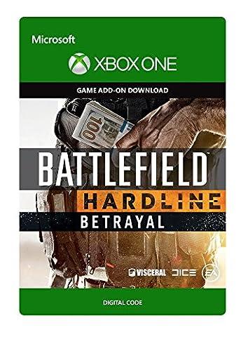 Battlefield: Hardline Betrayal [Spielerweiterung] [Xbox One - Download Code]