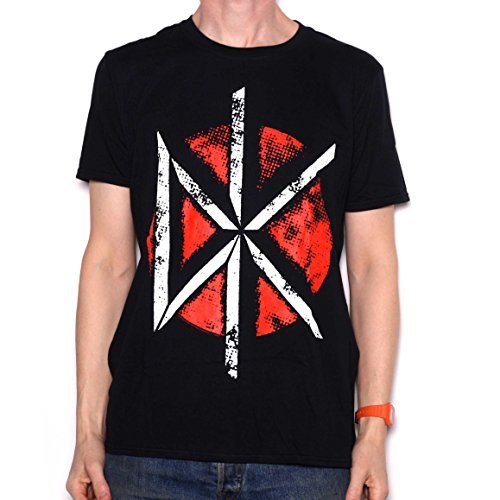 The Dead Kennedys T Shirt - Classic Retro Logo 100% Official