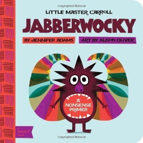 Price comparison product image Jabberwocky: A BabyLit Nonsense Primer