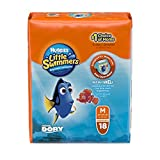 Huggies Little Swimmers Disposable Swimpants (Character May Vary) Medium 18 Count