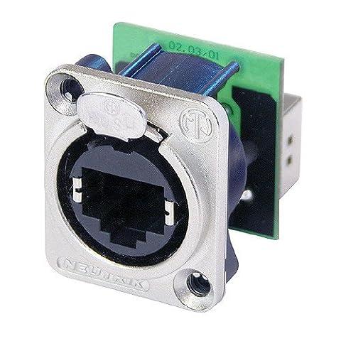 Neutrik etherCON D Series - Modulare Eingabe - RJ-45,