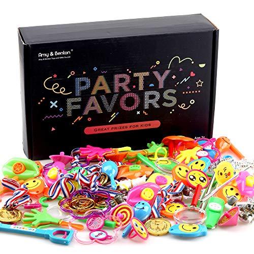 Amy&Benton Relleno Pinata Infantil Juguetes,Artículos para Fiestas Infantiles Idea de Regalo piñata...