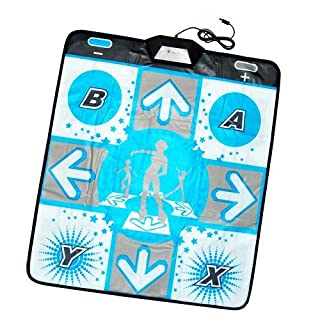 Accessotech Dance Mat for Nintendo Wii Hottest Party Game Dancing 2 Pad Non Slip
