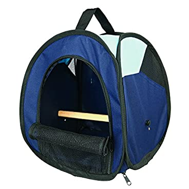 Trixie Transport Bag, Dark Blue/Light Blue