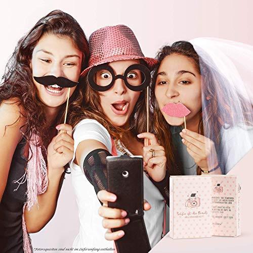 Selfie ist die Braut | JGA Spiel - 2