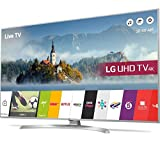 Image of Lg 43uj701v 43 Inch Smart 4k Ultra Hd Hdr Led Tv With Freeview Hd Freesat Hd With Freeview Play