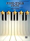 Five-Star Solos, Book 1 (Buch)