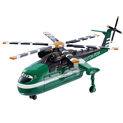 Disney Planes - Aircraft - Pilot Deluxe Windlifter con il Suono
