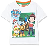 Best Paw Paw Shirts - Nickelodeon Boy's Paw Patrol T-Shirt, White, 5 Years Review