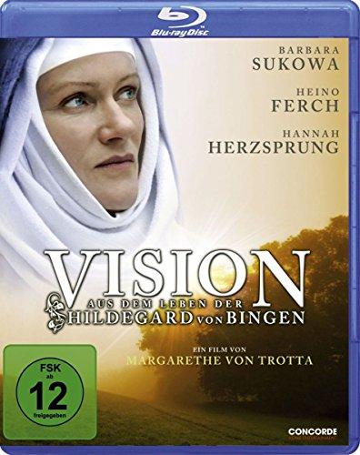 Vision - Aus dem Leben der Hildegard von Bingen [Blu-ray]