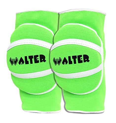 walter Ginocchiera Professionale Modello Volley (Junior, Green Fluo)
