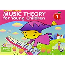 Music Theory for Young Children Book One, Second Edition (Poco Studio Music)